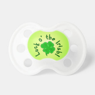Luck o the Irish Infant Soother