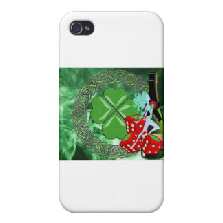 LUCK O THE IRISH CASES FOR iPhone 4
