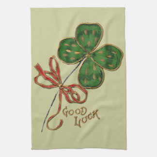 Luck O' the Irish Kitchen Towel