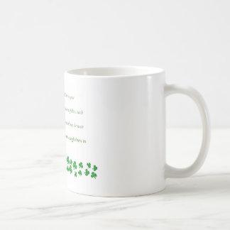 Luck o' the Irish Mugs