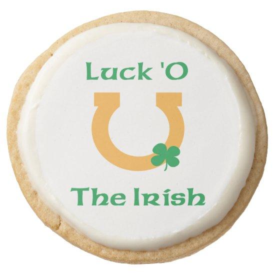 Luck 'O The Irish Premium Shortbread Cookies