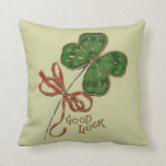 Luck O The Irish St. Patrick's Pillow