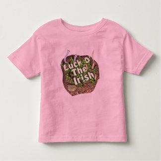 Luck O The Irish T-shirts