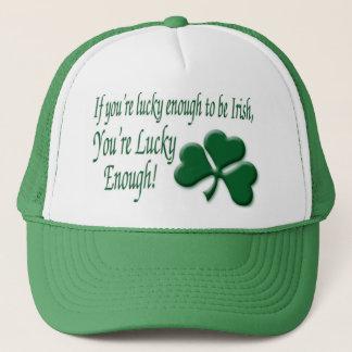 Luck o' the Irish Trucker Hat