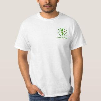 Luck O' the Irish Whimsical Design Tee Shirt
