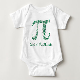 Luck o' the Pi-rish Baby Bodysuit