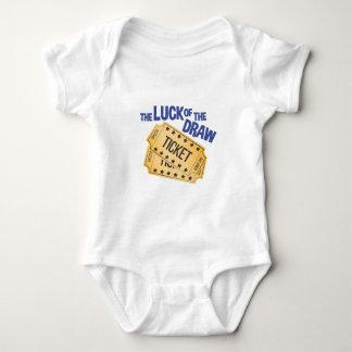 Luck Of Draw Baby Bodysuit