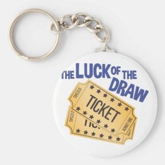 Luck Of Draw Keychain