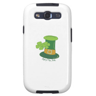 Luck Of The Irish Samsung Galaxy SIII Case