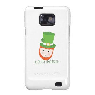 Luck Of The Irish Samsung Galaxy SII Covers
