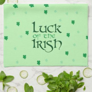 Luck of the Irish Hand Towel