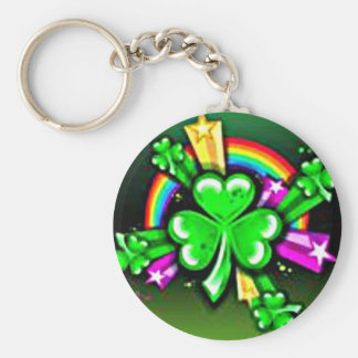 Luck of the Irish Key Chain