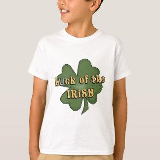 Luck Of The Irish kids t-shirt