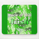 Luck of the Irish Mouse Pads