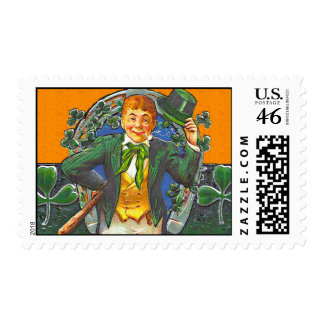 Luck of the Irish Postage