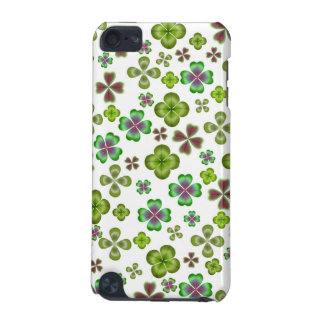 Luck of the Irish Shamrocks iPod Touch Case