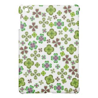 Luck of the Irish Shamrocks Speck Case iPad Mini Cover