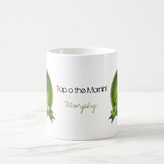Luck of the Irish - St Patrick's day Coffee Mug