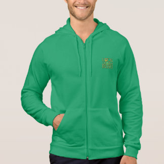 Luck of the Irish St Patrick's Day Hoodie