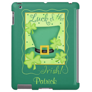 Luck of the Irish St. Patrick's Name Personalized