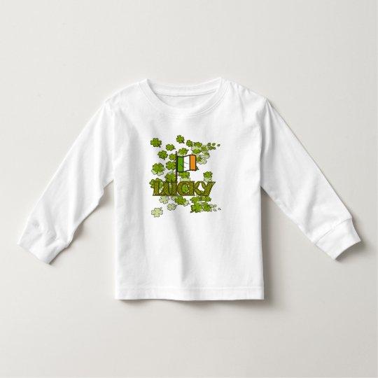 Luck of the Irish Toddler T-shirt