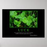Luck Print
