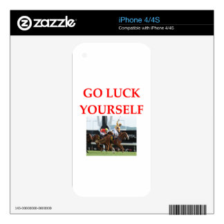 luck skins for iPhone 4S