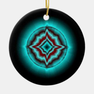 Luck stars mintgrün black kind Deco Christmas Tree Ornaments