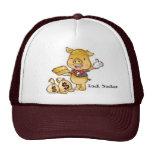 Luck Sucker Money Pig Trucker Hat