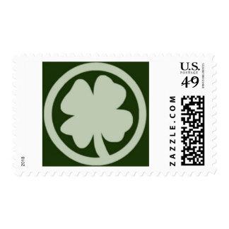 """Luck"" Symbol Stamp"
