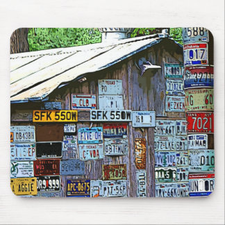 Luckenbach One Mouse Pad