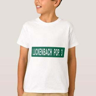 Luckenbach Pop 3 T-Shirt