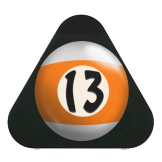 Lucky 13 Pool Ball Speaker