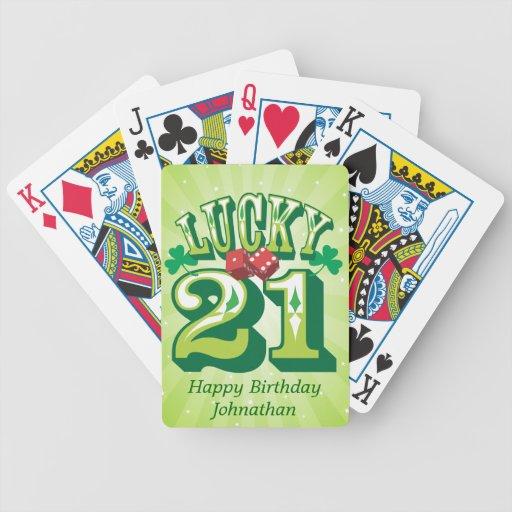 lucky 21 casino