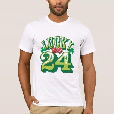 creativetaylor Lucky 24 Tee