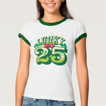 creativetaylor Lucky 25 Tee