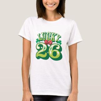 Lucky 26 Tee
