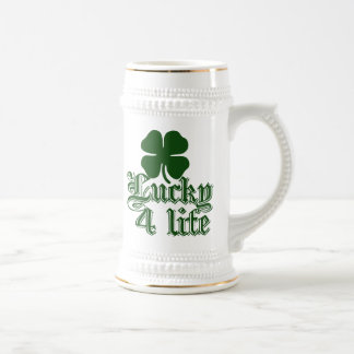 Lucky 4 life coffee mugs