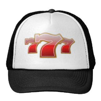 Lucky 7 trucker hat