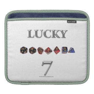 Lucky 7 MacBook air sleeve