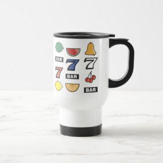 Lucky 7's coffee mug
