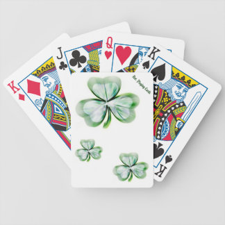 Lucky Ace. Playing Cards. Bicycle Playing Cards