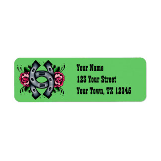 Lucky Address Labels