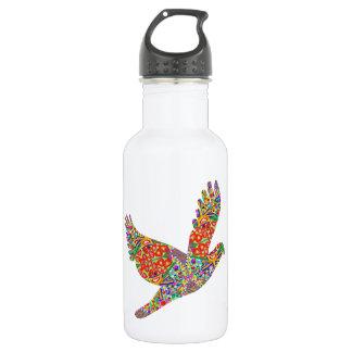 Lucky ANGEL Bird - Perfect Goodluck 18oz Water Bottle