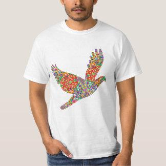 LUCKY Angel Bird T-Shirt