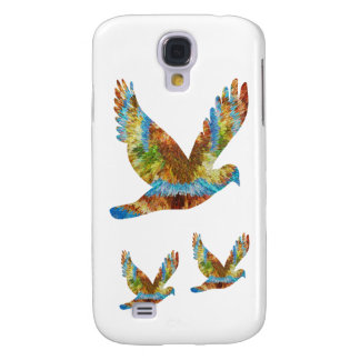 Lucky Angel Bird : Trophy Cup n Awards Galaxy S4 Cover