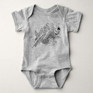 lucky baby baby bodysuit