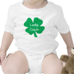 Lucky baby tshirts