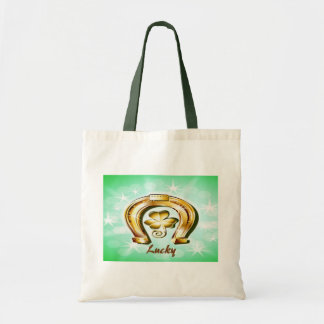 Lucky Bag Saint Patrick's Day Gift Horseshoe