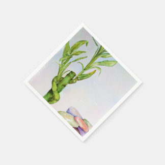 LUCKY BAMBOO PAPER NAPKINS